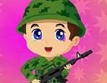 G4K Little Soldier Escape