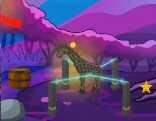 G4E Mysterious Giraffe Escape