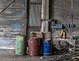 GFG Abandoned Machinery Yard Escape