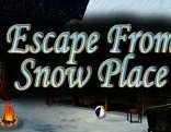 Escape From Snow Place