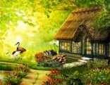 Modern Dream Forest House