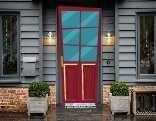 GFG Front Door Open Escape