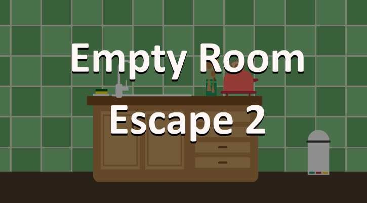 GFG Empty Room Escape 2