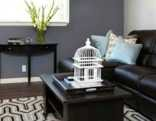 Fun Gray Living Room Escape