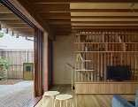 GFG Forest House Interior Escape