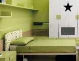Fun Green Living Room Escape