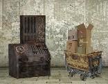 Ekey Rusty Machine Room Escape