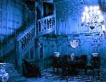 GFG Gothic Blue Room Escape