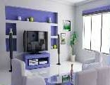 FUN Light Blue Living Room Escape