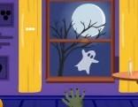 G4E Purple Halloween Room Escape