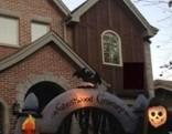 Fun Haunted House Halloween