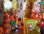 Scary Spooky Halloween House