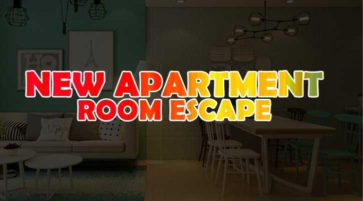 GFG New Apartment Room Escape