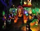 FUN Halloween Front Yard House