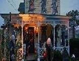 FUN Brilliant Halloween House