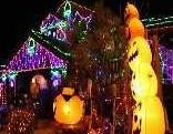FUN Halloween Light House Escape