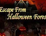 Top10 Escape From Halloween Forest1