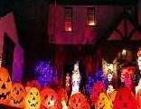 Halloween Haunt House