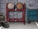 Ekey Garage Machine Room Escape