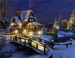 FUN Christmas Lodge Fun Escape