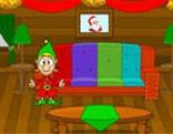 SD Elf House Escape