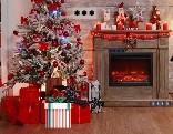 GFG Wooden House Christmas Escape