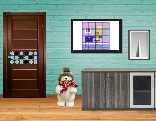 Ekey Blue Wall Room Escape