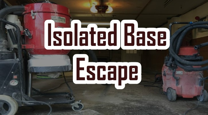 GFG Isolated Base Escape