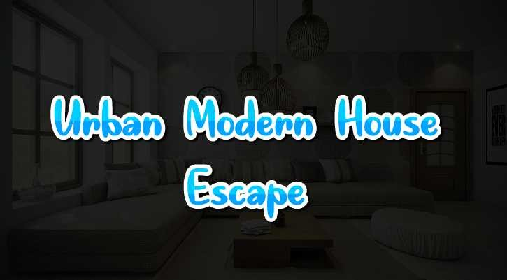 GFG Urban Modern House Escape
