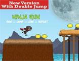 Enjoy  Ninja  Run  A  Perfect  Platform  Game  To  Play