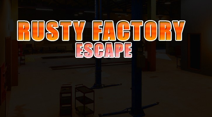 GFG Rusty Factory Escape