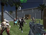 Shooting Zombie fps Xtreme Good vs Bad Boys