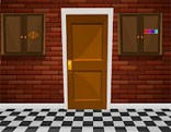 8b Brick House Escape HTML5