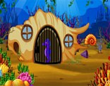 G2M Underwater Creatures Escape HTML5