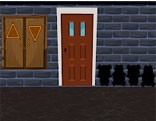 8b Stunt Doors Escape HTML5