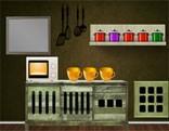8b Chef House Escape HTML5