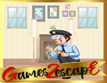 G2E Traffic Cop Escape HTML5