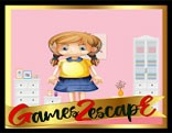 G2E Pink Room Girl Escape HTML5