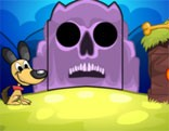 G2M Witch Dog Escape HTML5