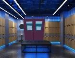 GFG Contestant Locker Room Escape