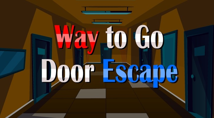 GFG Way to Go Door Escape