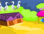 G2M Tranquil Village Escape HTML5