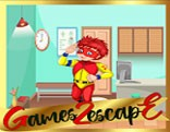 G2E Super Hero Escape HTML5