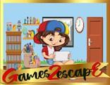G2E Cute Girl Escape HTML5