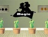 8b Genie Magic Lamp Escape HTML5