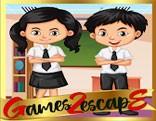G2E Class Room Escape HTML5
