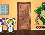 8b Kungfu Panda Po Escape HTML5