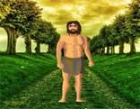 Wow Trapped Caveman Escape HTML5