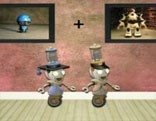 8b Evil Spring Robot Escape HTML5