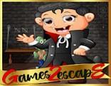 G2E Vampire Halloween Escape